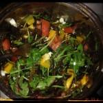 Салат «Морская сила». Вкус+польза морской капусты и овощей.